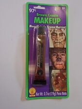 Brown Cream Makeup Werewolf Animal Zombie Trick or Treat Halloween Costume