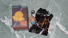 "Kidrobot South Park Series 1 Zipper Pull Terrance and Phillip 1"" Figure Keychain"