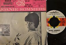 PICTURE SLEEVE EP Joanie Sommers WB 5507 Makin' Whoopee!, Seems Like Long
