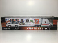 Set Chase Elliott NASCAR Authentics Talladega Win 2019 1/64 Die-Cast Hauler Car