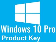 MS Windows 10 Pro Microsoft Win 10 Pro for 1 PC Produktkey per email