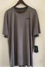 New Nike Men's Size 2Xl Dri-Fit Breathe Training Tee Shirt At3737 279