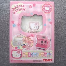 Rare New Sanrio Hello Kitty Instant Polaroid Camera 600 with Film From Japan EMS