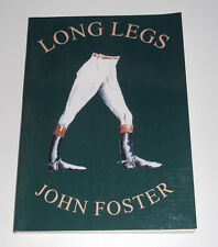 Long Legs Recollections Of A Shropshire Lad John Foster Paperback