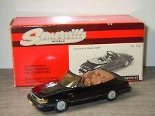 Saab 900 Cabriolet 1989 - Somerville Models 130 England 1:43 in Box *31188