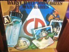 DARYL HALL/JOHN OATES war babies 1974 UK ATLANTIC VINYL LP w/LYRIC INSERT