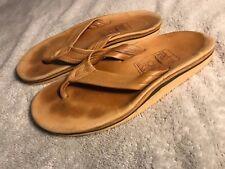 2d90ad17e2c Island Slippers Tan Beige Thong Flip-Flops Sandals Men s Size 7 SC8