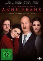 Das Tagebuch Der Anne Frank (DVD, German Import, Region 2) Ships in 12 hours!!!