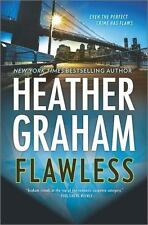 Flawless by Heather Graham (2016, Hardcover)  NEW  BCE