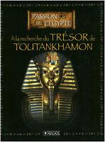 Livre recherche du trésor de Toutankhamon book