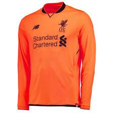 Camisetas de fútbol 3ª equipación de manga larga sin usada en partido