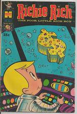 HARVEY RICHIE RICH COMIC #89 JANUARY 1970 FINE CONDITION ORIGINAL OWNER