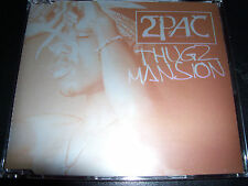 2Pac / Tupac Thugs Mansion Rare Australian Enhanced CD Single