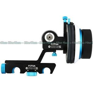 Upgrade Fotga DP500IIS Quick Release Follow Focus A/B Hard Stop for 15mm rod rig
