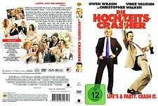 (DVD) Die Hochzeits-Crasher - Owen Wilson, Vince Vaughn, Christopher Walken