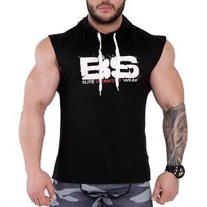 BIG SM EXTREME SPORTSWEAR Jacke Weste Bodybuilding Fitness 2749
