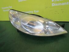 PEUGEOT 407 (04-10) OFF DRIVER SIDE FRONT HEADLIGHT