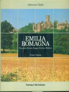 EMILIA ROMAGNA 2VV. PRIMA EDIZIONE GHIRRI LUIGI TOURING CLUB ITALIANO 1986