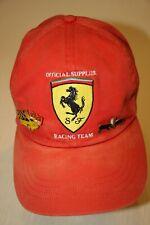 FERRARI Tommy Hilfiger Racing team vintag CAP