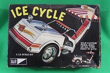 VTG MPC Ice Cycle 1/12 Scale Model Original Empty Box ONLY