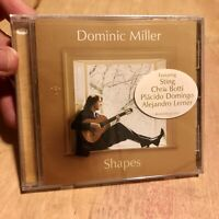 Dominic Miller - Shapes, BN Sealed CD
