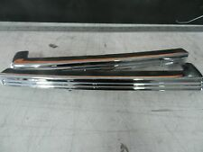 Harley Davidson Touring Chrome Tour-Pac Side Light Fillers