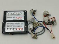 1 Set Epiphone Guitar Humbucker Pickups With Wiring Fit Epiphone Les Paul LP SG