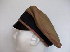 """WW2 GERMAN AFRIKAKORPS PANZER """"COMBAT CRUSHER CAP"""""""