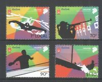 SINGAPORE 2016 BRAZIL RIO OLYMPIC GAMES COMP. SET OF 4 STAMPS IN MINT MNH UNUSED