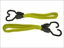 Faithfull - Flat Bungee Cord 91cm (36in) Yellow