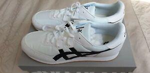 Asics Tiger Tarther OG Men's Shoes size UK 11 US 12 Black and white brand new