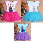 Vestito tutù Bambina 2 - 8 anni - Girl dress 2 - 8 years - Frozen - A00035