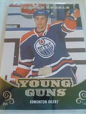 Jordan Eberle 2010-11 Upper Deck Young Guns BGS 9.5 Gem Mint Oilers