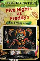 The Freddy Files: Updated...by Scott Cawthon PAPERBACK