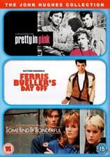 Pretty In Pink / Ferris Bueller's Day Off / Some Kind Of Wonderful (3 DVD Set)
