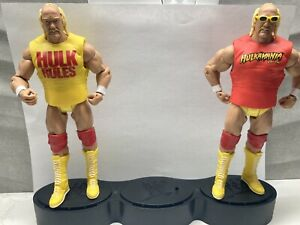 WWE Mattel Hulk Hogan Wrestling Action Figure