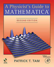 NEW A Physicist's Guide to Mathematica, Second Edition by Patrick T. Tam