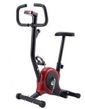 Exercise Bike Stationary Cycling Fitness Cardio Aerobic Equipment Gym Blue