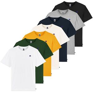 Russell Athletic T-Shirt - Russell Athletic Baseliner Small Logo Embro T-Shirt