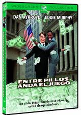 PELICULA DVD ENTRE PILLOS ANDA EL JUEGO PRECINTADA