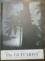 The Guitarist Magazine September 1939