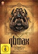 Qlimax 2013 - Immortal Essence - Various - BluRay / DVD / CD