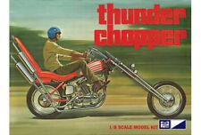 1/8 MPC 835, Thunder Chopper Custom Motorcycle Plastic Model kit NIB