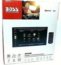 BOSS Audio BV9358B BLUETOOTH Car Multimedia Player - Double
