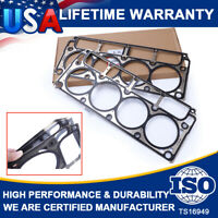 2Pack LS9 Cylinder Head Gaskets For MLS Turbo Multi Layer 4.100 Bore LS1 LS3 LS2
