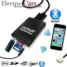 INTERFACE BLUETOOTH AUDIO MP3 USB SD AUX AUTORADIO COMPATIBLE NISSAN MURANO