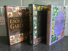 The Royal Horticultural Society Gardeners' Encyclopedia of Plants Flowers Herbs