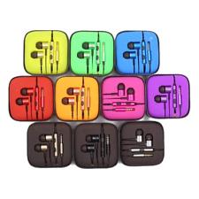 Auriculares Manos Libres Para Movil Samsung Xiaomi Huawei LG iPhone BQ Cascos
