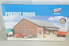 HO building structure KIT Walthers Railroad Freight House Warehouse