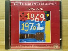 TIME LIFE - THE ROLLING STONE COLLECTION 1969-1970 CD! W/ZEPPELIN-CLAPTON! EX+